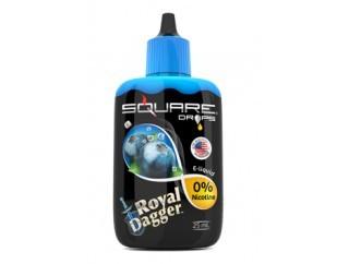 Royal Dagger 0mg 25 ml   (Черника, мята)