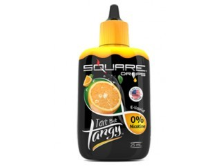 Tart but tangy — 0mg 25 ml  (Апельсин)
