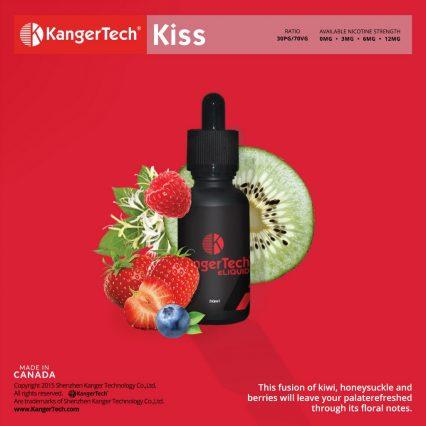 KANGERTECH ELIQUID (30МЛ) KISS