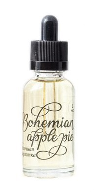 Жидкость Maxwell's — Bohemian apple pie