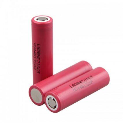 Аккумулятор LG 18650 HE2 2500mAh 35А 3,7В