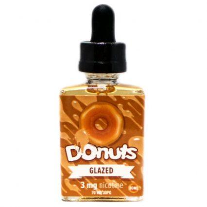 Жидкость Pastry Vapor — Donuts — Glazed 30мл