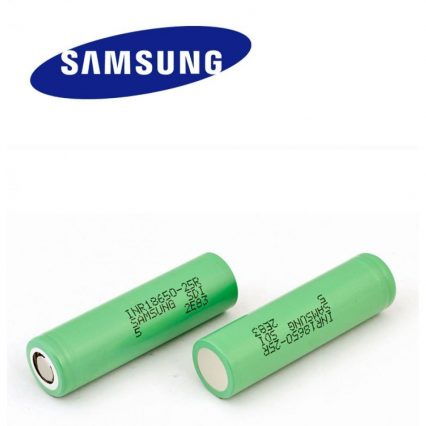 Аккумулятор SAMSUNG 25R 18650 (2500mAh, 30A)
