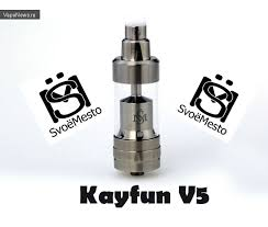 Бакомайзер Kayfun v5