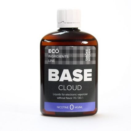 Основа  Base cloud SMOKE KITCHEN 70/30  0 мг 100 мл