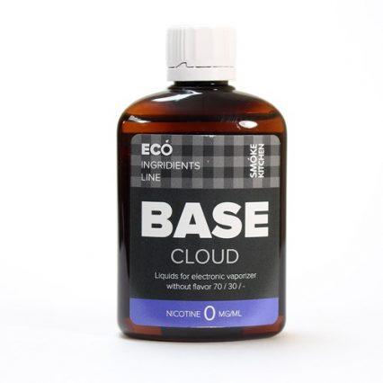 Основа Base cloud SMOKE KITCHEN 70/30 0 мг 100 мл