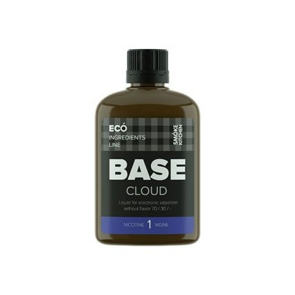 Основа Base cloud SMOKE KITCHEN 70/30 1 мг 100 мл