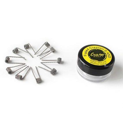 Cпираль Coil Art Fused Clapton 0.45 Ом