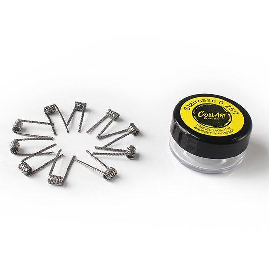 Готовые спирали для электронных сигарет