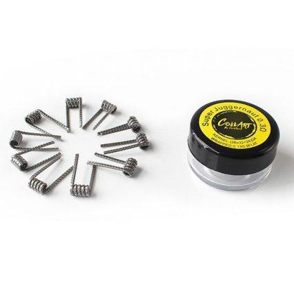 Cпираль Coil Art Super Juggernaut 0.3 Ом