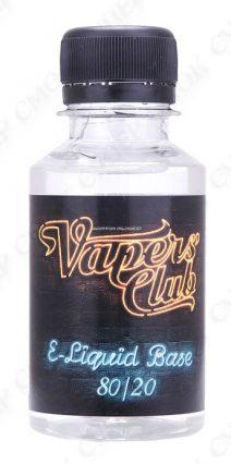 Основа Vaper's Club 80/20 1.5мг