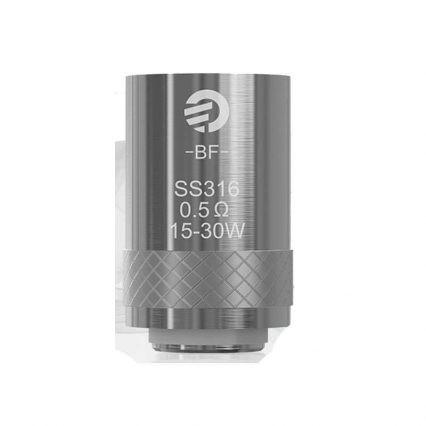 Испаритель Joyetech BF SS316  0,5 Ом (Cubis/Cubis Pro/eGo AIO/eGo AIO D22(XL)/Cuboid Mini)