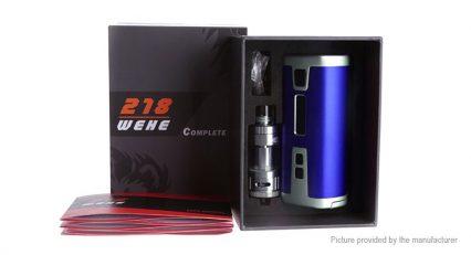 Парогенератор Sigelei Wehe 218 W Kit TC (X-Tank)