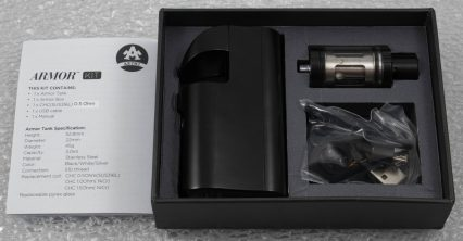 Парогенератор KangerTech Arymi Armor Kit 2800mAh