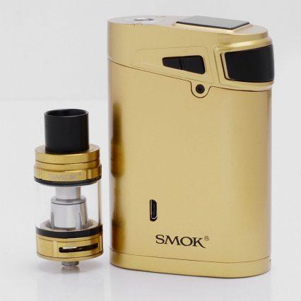 Парогенератор Smok G320 Kit TC (TFV8 Big Baby Tank)