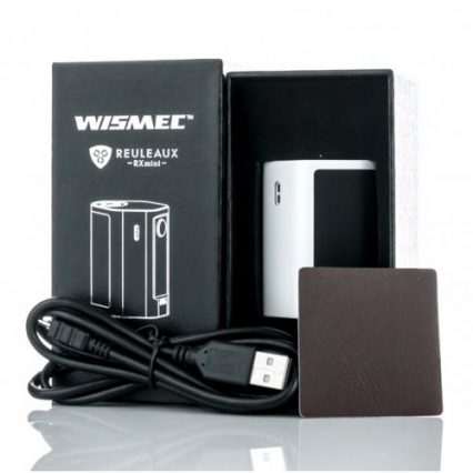 Боксмод WISMEC Reuleaux RX mini