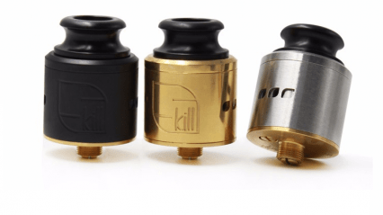 Дрипка TwistedMesses VapersMD SKILL RDA 24 cl