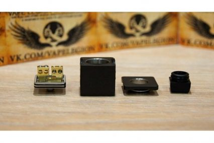Дрипка Twisted Messes Aria Cubed RDA 24 TM3 cl