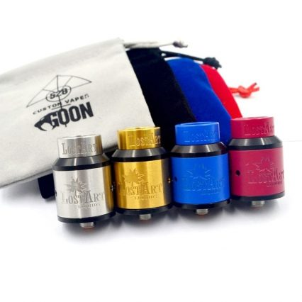 Дрипка Goon 528 Custom vapes Lost Art RDA 24 cl