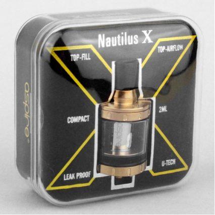 Атомайзер Aspire Nautilus X