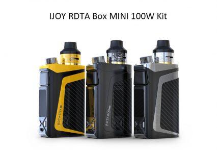 Парогенератор iJoy RDTA Box mini 100W