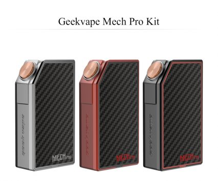 Мех мод Geek Vape Mech pro