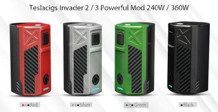 Бокс мод Teslacigs Invader 2/3 240/360W
