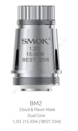Испаритель SMOK BM2 1.2 Ohm (15-35 w)