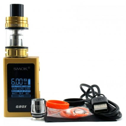Парогенератор Smok QBox 50 W (TFV8 Baby Tank)