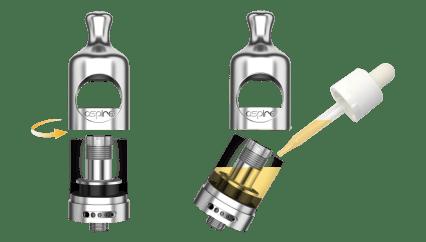 Атомайзер Aspire Nautilus 2
