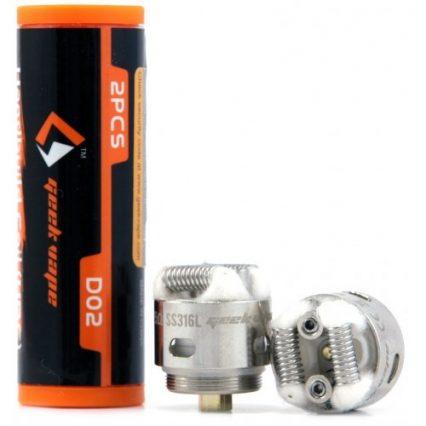 Испаритель Geek Vape SS316L Standard (0.25 Ohm, 40-70 W)