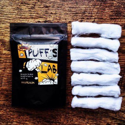 Хлопковая вата Puffs Lab