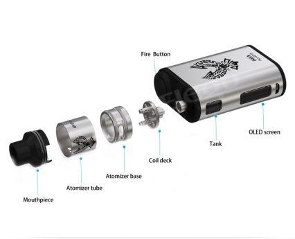 Парогенератор Eleaf iStick Pico RDTA 75 W