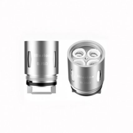 Испаритель Geek Vape Illusion i4 Coil (0.15 Ohm, 50-260 W)