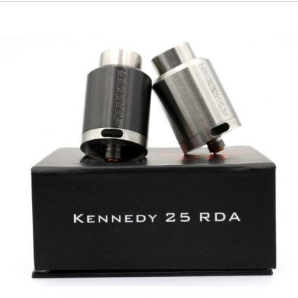Дрипка Kennedy 25мм RDA cl