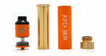 Мех мод с атом. iJoy Limitless RDTA Mod Kit
