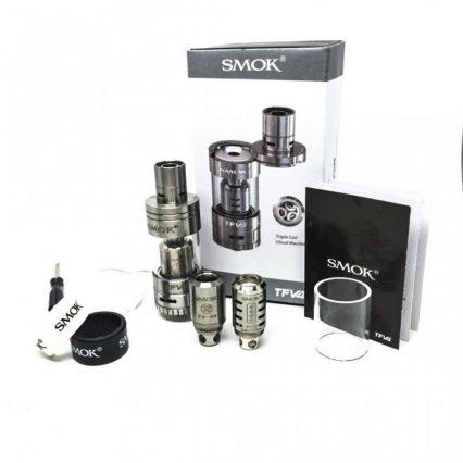 Атомайзер SMOK TFV4 Kit