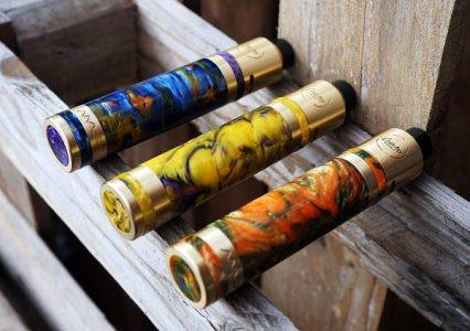 Мех мод с дрипкой Coil ART Mage Mech (Mage RDA)