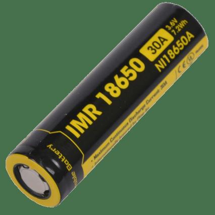 Аккумулятор NITECORE IMR  NL18650 A 2000 mAh 30A 3.6 V