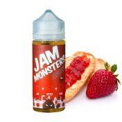 Жидкость Jam Monsters 120мл Strawberry