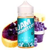 Жидкость Jam Monsters 120мл Grape