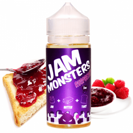 Жидкость Jam Monsters 120мл