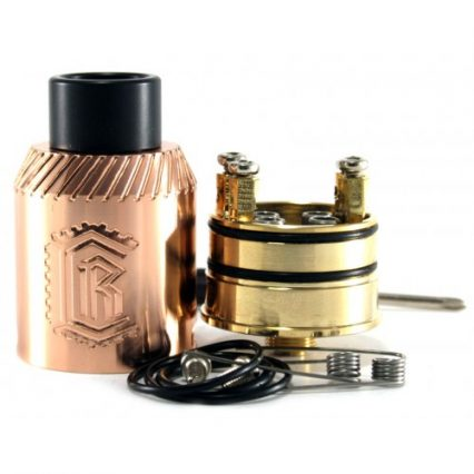 Дрипка Reload RDA 24mm cl