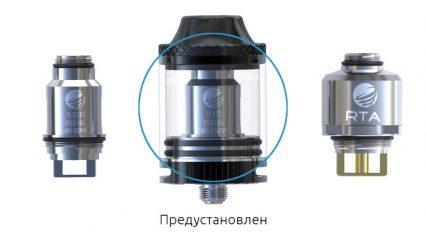 Атомайзер IJOY Tornado 150 Sub Ohm & RTA