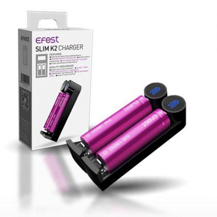 Зарядное уст-во Efest SLIM K2 Intelligent