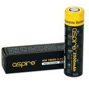 Аккумулятор Aspire ICR 18650 2500mAh 20/40A