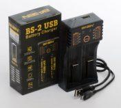 Универсальноe зарядное устройство-Basen BS2