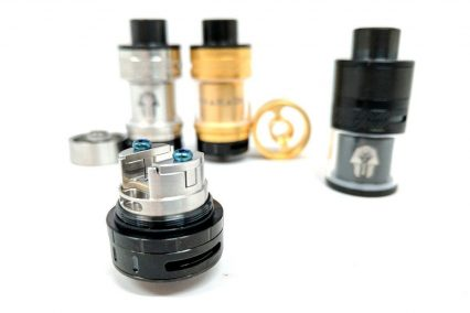 Атомайзер Digiflavor Pharaoh RTA