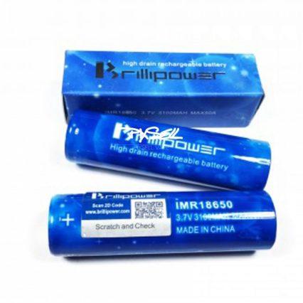Аккумулятор Brillipower IMR 3100 mAh 50A