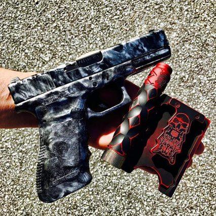 Мехмод Avid Lyfe Comp Lyfe Tactical  cl